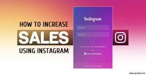 How to Generate Sales Using Instagram?
